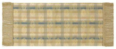 江戸和久田金襴 (33×66cm)ベージュ■美術工芸織物