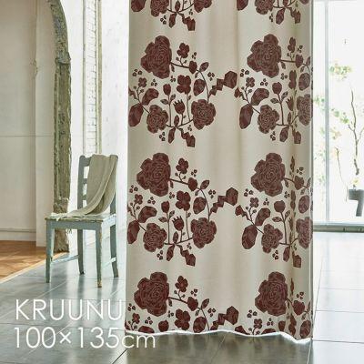 北欧 遮光 カーテン KRUUNU/クルヌ(幅100×丈135cm)1枚入北欧 遮光 カーテン KRUUNU/クルヌ(幅100×丈135cm)1枚入