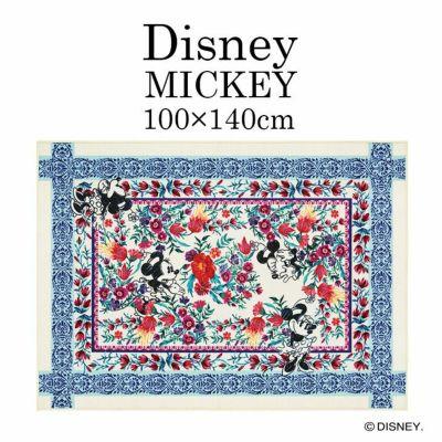 Mickey/ミッキー ロイヤルガーデンラグ DRM-1060 (100×140cm)