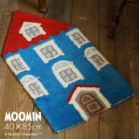 MOOMIN 北欧デザインでおしゃれなムーミンのマット おしゃれなマットの通販cucan