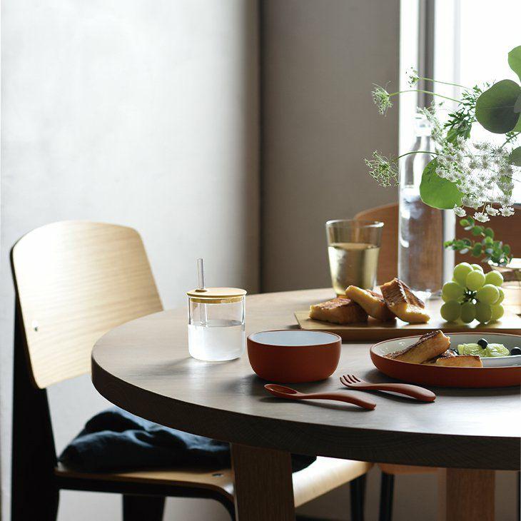 ベビーとキッズのためのシンプルなテーブルウェア KINTO キントー BONBO 6pcsセット